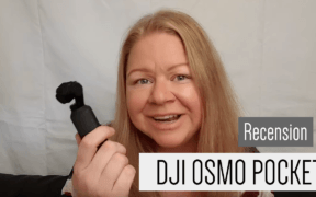 DJI Osmo Pocket Recension svenska